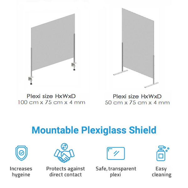 Plexiglass Shield